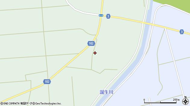 山形県東置賜郡川西町高山3451周辺の地図