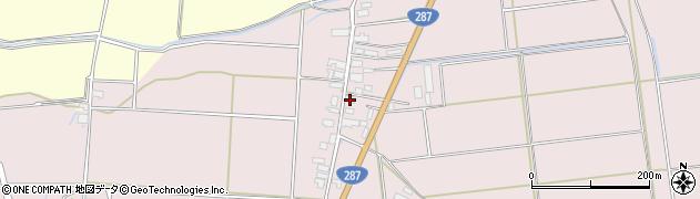 山形県東置賜郡川西町小松1142周辺の地図