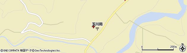 山形県西置賜郡小国町玉川33周辺の地図