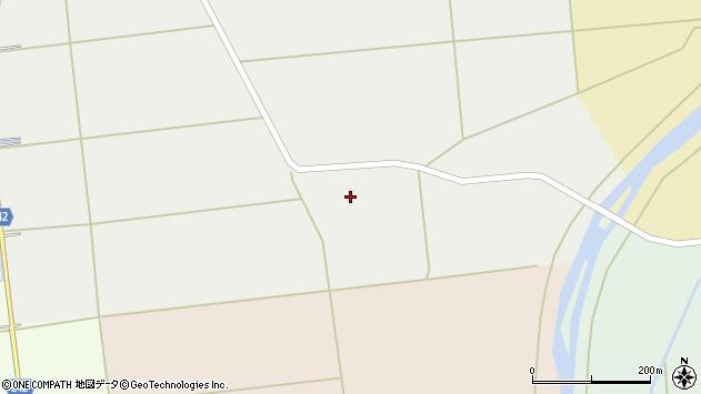 山形県東置賜郡川西町大塚261周辺の地図