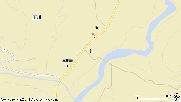 山形県西置賜郡小国町玉川248周辺の地図