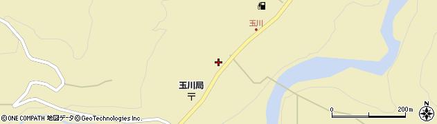 山形県西置賜郡小国町玉川314周辺の地図