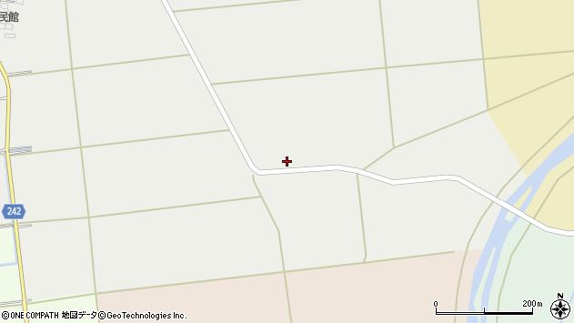 山形県東置賜郡川西町大塚289周辺の地図