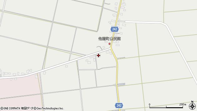山形県東置賜郡川西町大塚2486周辺の地図