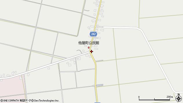 山形県東置賜郡川西町大塚1307周辺の地図