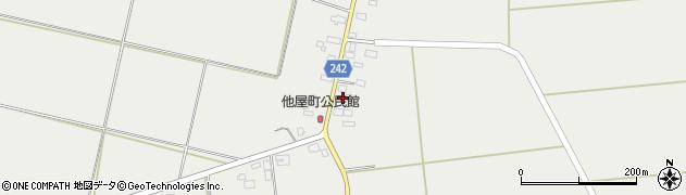 山形県東置賜郡川西町大塚1309周辺の地図
