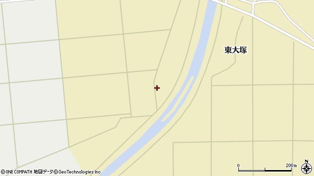 山形県東置賜郡川西町東大塚2326周辺の地図