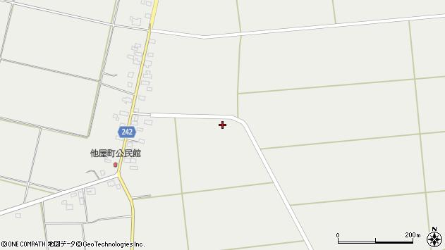 山形県東置賜郡川西町大塚1287周辺の地図