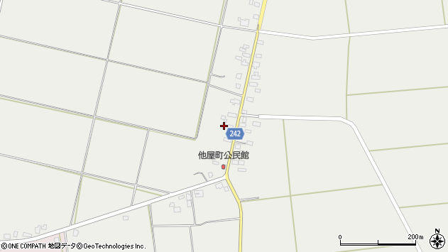 山形県東置賜郡川西町大塚1348周辺の地図