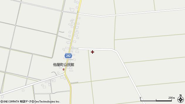 山形県東置賜郡川西町大塚1303周辺の地図