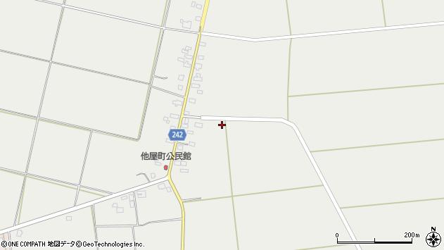 山形県東置賜郡川西町大塚1319周辺の地図