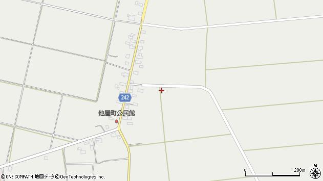 山形県東置賜郡川西町大塚1318周辺の地図