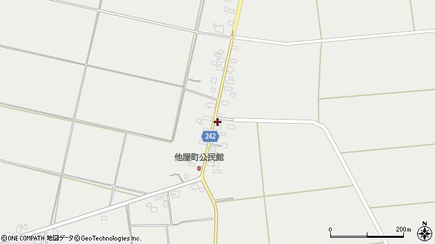 山形県東置賜郡川西町大塚1323周辺の地図