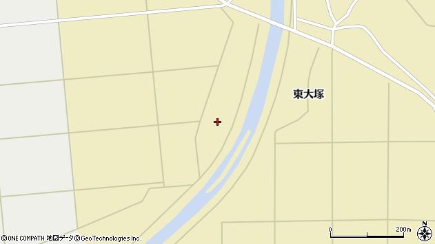 山形県東置賜郡川西町東大塚2640周辺の地図