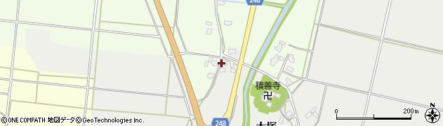 山形県東置賜郡川西町大塚2724周辺の地図