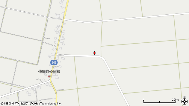山形県東置賜郡川西町大塚1108周辺の地図