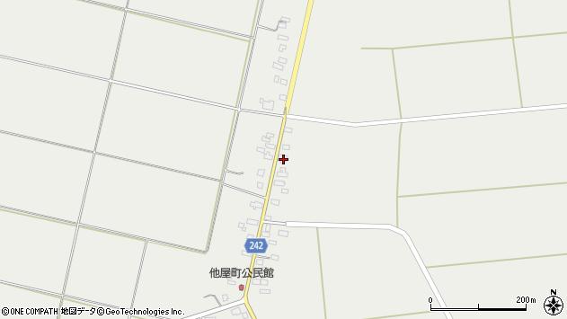 山形県東置賜郡川西町大塚1396周辺の地図
