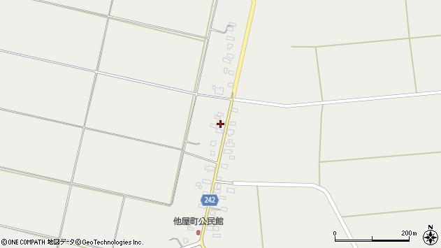 山形県東置賜郡川西町大塚1381周辺の地図