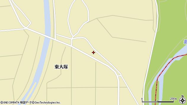 山形県東置賜郡川西町東大塚1900周辺の地図