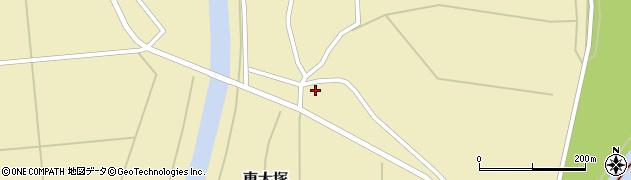山形県東置賜郡川西町東大塚2000周辺の地図