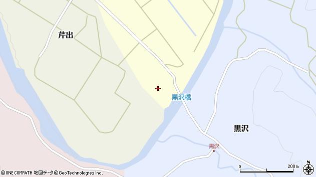 山形県西置賜郡小国町松岡12周辺の地図