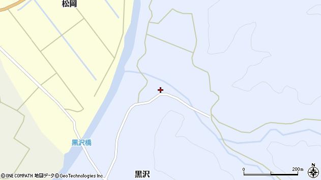 山形県西置賜郡小国町黒沢469周辺の地図