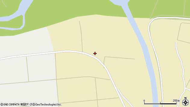山形県東置賜郡川西町東大塚3172周辺の地図