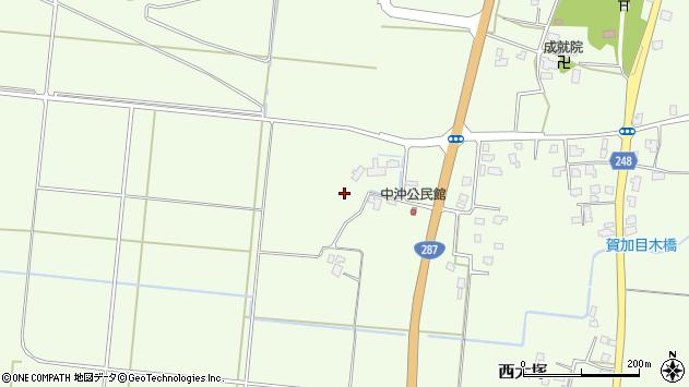 山形県東置賜郡川西町西大塚671周辺の地図