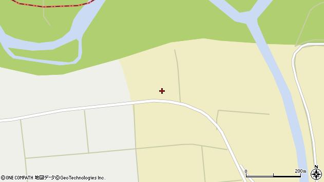 山形県東置賜郡川西町東大塚3390周辺の地図