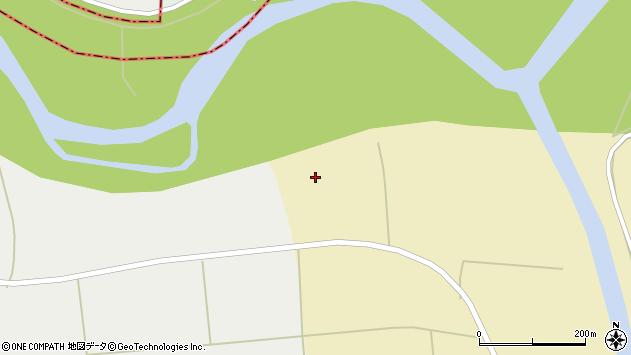 山形県東置賜郡川西町東大塚3337周辺の地図