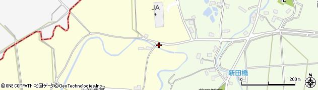山形県東置賜郡川西町下小松4340周辺の地図