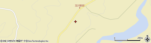 山形県西置賜郡小国町玉川746周辺の地図