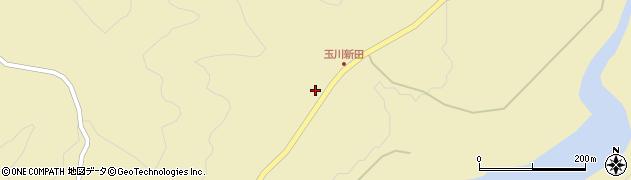 山形県西置賜郡小国町玉川759周辺の地図