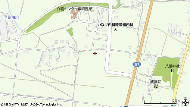 山形県東置賜郡川西町西大塚1595周辺の地図