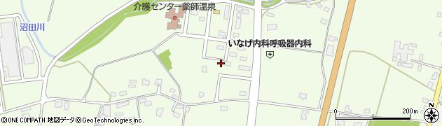 山形県東置賜郡川西町西大塚1344周辺の地図