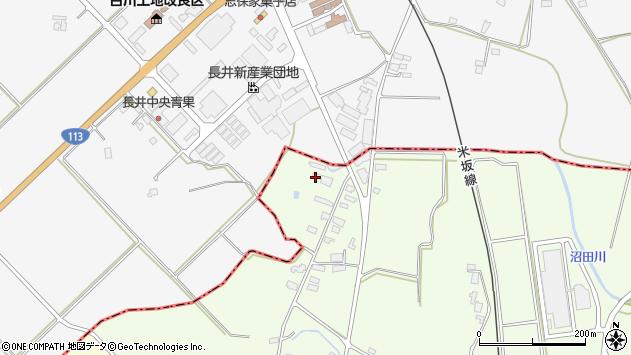山形県東置賜郡川西町西大塚1232周辺の地図