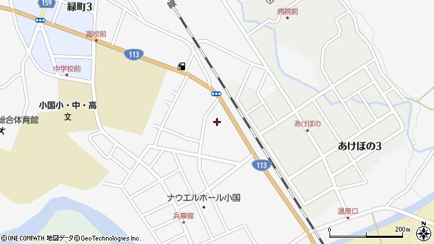 山形県西置賜郡小国町岩井沢431周辺の地図