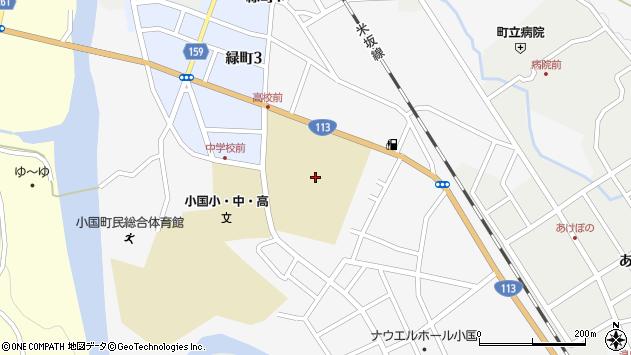 山形県西置賜郡小国町岩井沢621周辺の地図