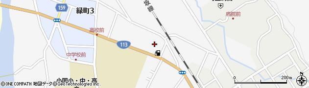 山形県西置賜郡小国町岩井沢537周辺の地図