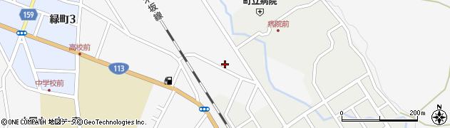山形県西置賜郡小国町岩井沢425周辺の地図