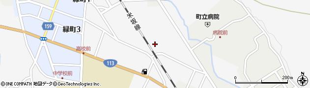山形県西置賜郡小国町岩井沢561周辺の地図