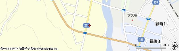 山形県西置賜郡小国町小国小坂町211周辺の地図