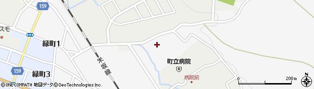 山形県西置賜郡小国町岩井沢423周辺の地図