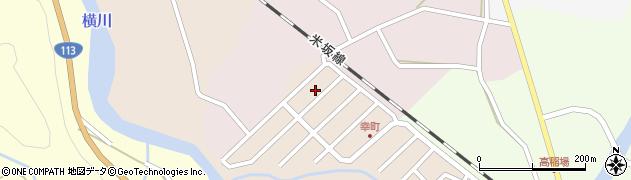 山形県西置賜郡小国町幸町11周辺の地図