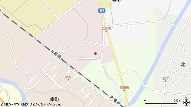 山形県西置賜郡小国町増岡13周辺の地図