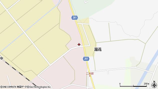 山形県西置賜郡小国町増岡248周辺の地図