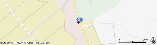 山形県西置賜郡小国町増岡288周辺の地図