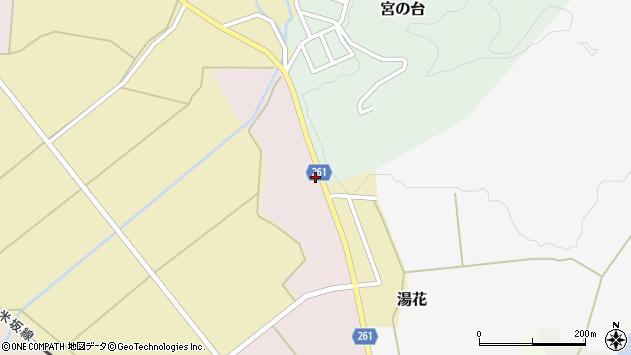 山形県西置賜郡小国町増岡282周辺の地図
