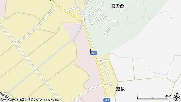 山形県西置賜郡小国町増岡290周辺の地図