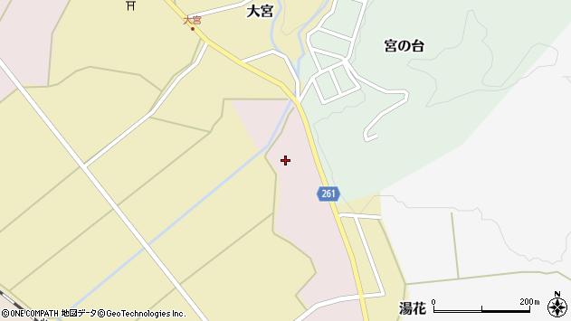 山形県西置賜郡小国町増岡303周辺の地図